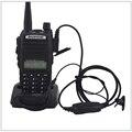Portable Baofeng Radio UV-82 Walkie Talkie Black Dual Band VHF/ UHF Ham Radio Transceiver Baofeng UV 82