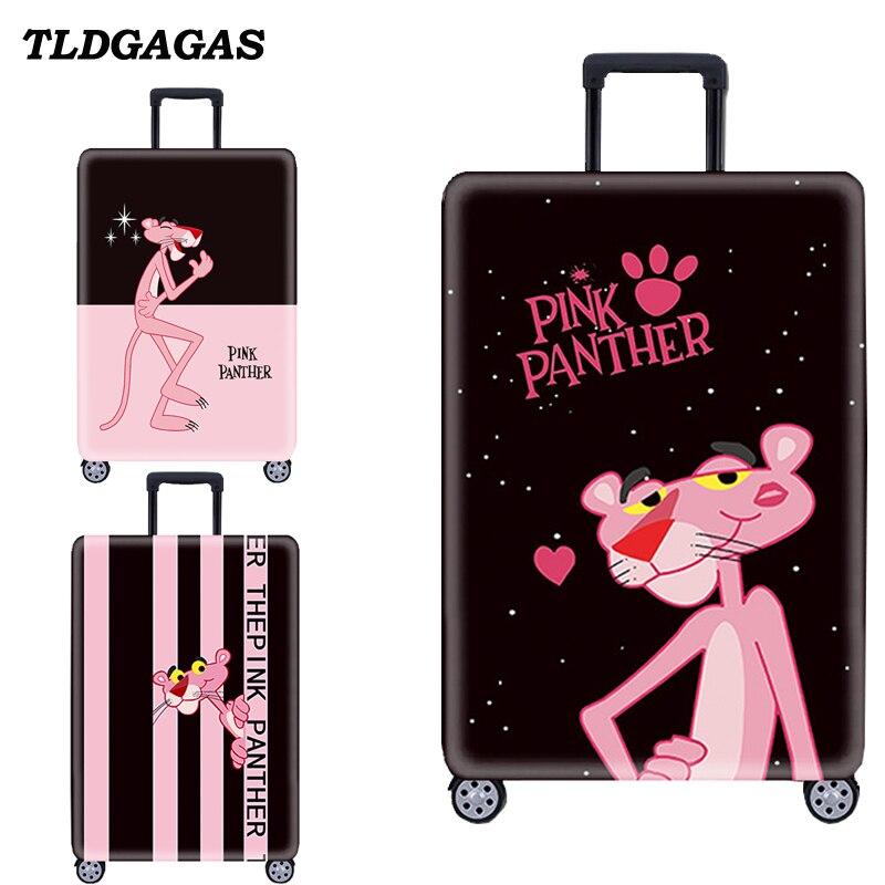 TLDGAGAS 3D Digital tela elástica equipaje cubierta protectora traje 18-32 pulgadas carretilla maleta cubierta accesorios de viaje