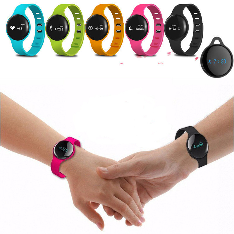 Bluetooth font b Smartwatch b font for Smartphones With Call Reminder SMS Reminder Fitness tracker Passometer