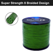 Mavllos Brand 300M Braided Fishing Line 8 Strands Saltwater Carp Multifilament Fishing Lines 15-80Lb Fishing Line Super Strong