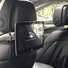 цена на TV Car Head Support Headrest Monitor For Jaguar F PACE F S Type X XF XJ XK Android 7.1 Rear Seat Entertainment System 11.8 Inch