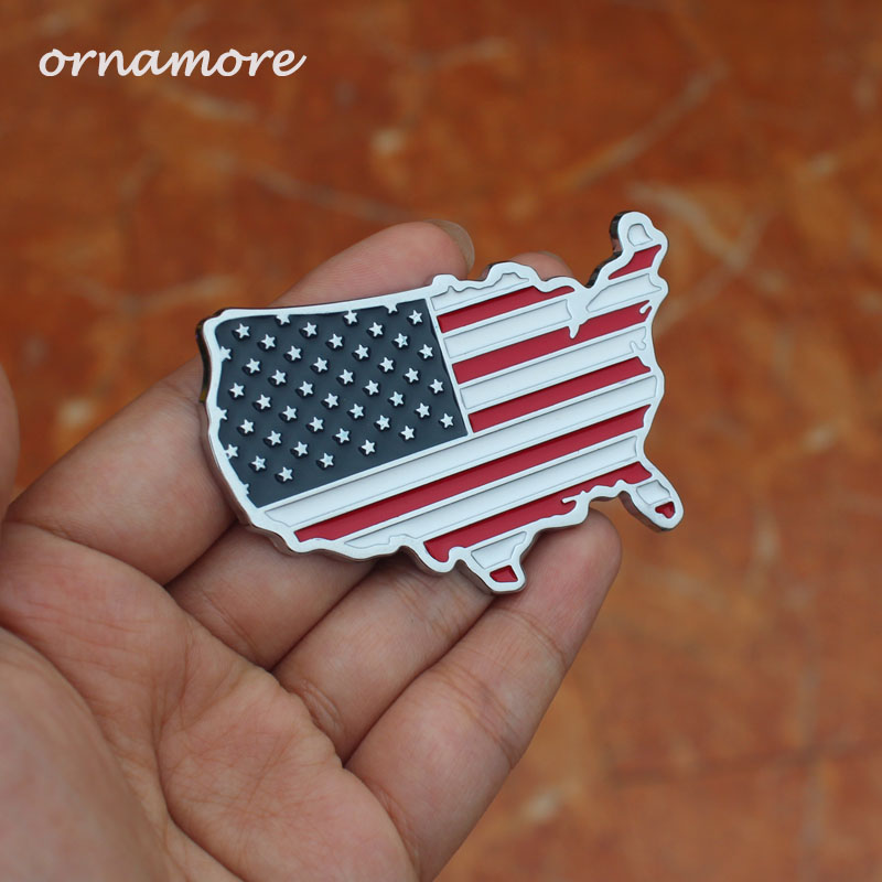 Online Buy Wholesale American Flag Emblems From China American - China map in us flag