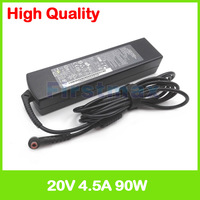 20V 4 5A 90W Universal AC Power Adapter For Lenovo IdeaPad B595 G380 G385 G480 G485