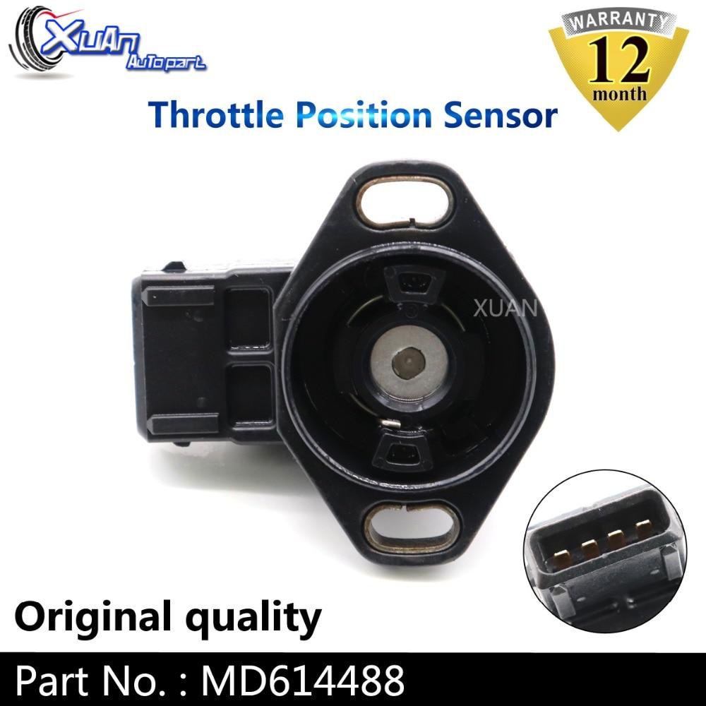Throttle Position Sensor for Dodge Colt Stealth Eagle Summit Talon