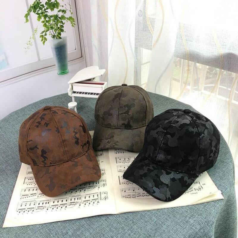 Gorra de béisbol para mujer Camuflaje Hombres Gorras Snapback - Accesorios para la ropa - foto 2