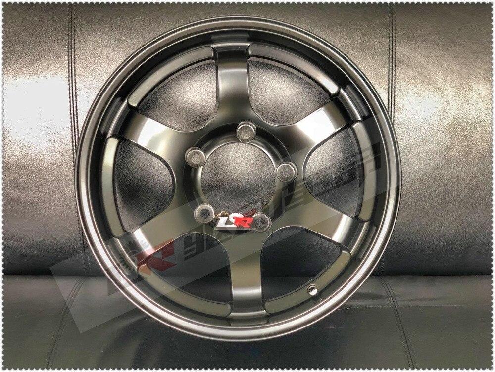"""1"""" ET-21.5 Jimny Автомобиль Стайлинг Внедорожные колеса обода подъемный комплект"""