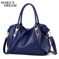 Mara S Dream 2017 Fashion Women Handbag Female PU Leather Bag Handbags Ladies Portable Shoulder Bag