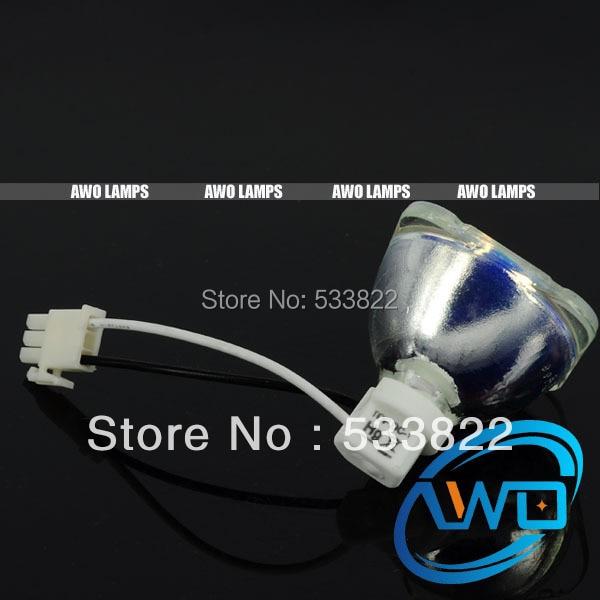 Free shipping SHP132 Original bare lamp for BENQ MP515 new original projector lamp bulb phoenix shp132 for benq mp515
