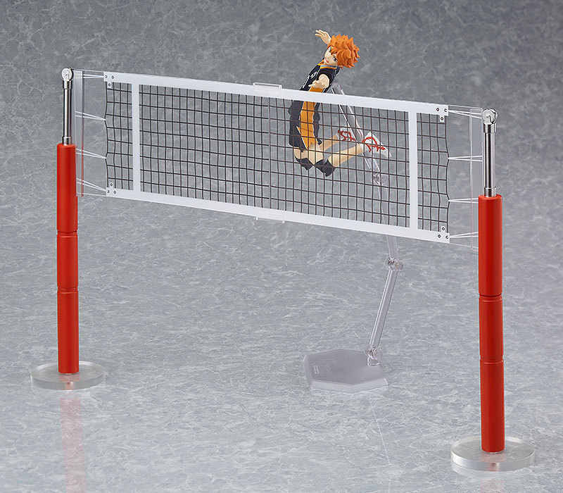 Hot Sale Sport Volleyball Comic Anime Haikyuu Shoyo Hinata Figma 358 Action Figure Toys