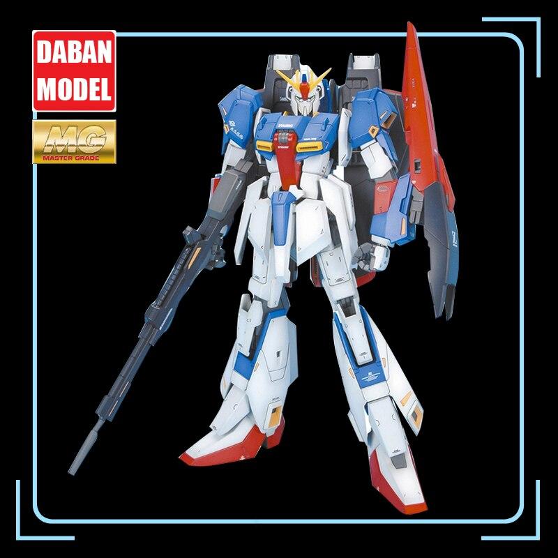 DABAN Model 1/100 MG 8801 MB Model Z Zeta Ver. Siedem nocy GUNDAM, których nakład został wyczerpany, rzadkie miejscu figurka dzieci montażu zabawki prezent w Figurki i postaci od Zabawki i hobby na  Grupa 1