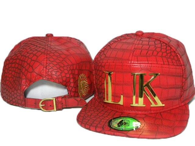 LK Snapback cap LK logo flat brim leather snapback tyga design LK Baseball  caps nice LK hot sale-in Baseball Caps from Apparel Accessories on  Aliexpress.com ... ccc92d581ae