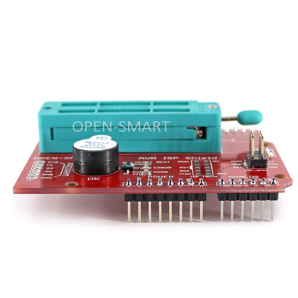 Arduino UNO R3 üçün siqnal və LED göstəricisi olan AVR ISP - Sənaye kompüterləri və aksesuarları - Fotoqrafiya 2