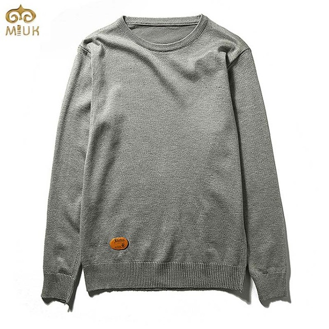 Large Size Solid Sweater Men 5XL 4XL Brand Clothing O Neck Pullover Men 6Color Gray Black Red Christmas Sweater 2017 Pull Homme