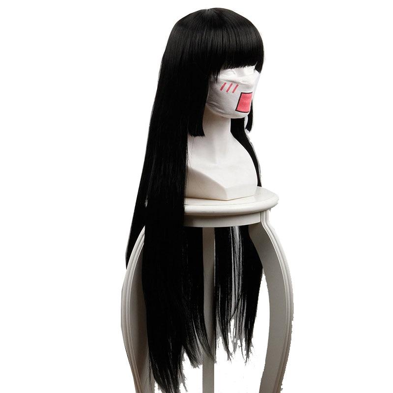 Cosroad Kakegurui Compulsive Gambler Cosplay Wigs Ririka Momobami Runa Yomozuki Mary Saotome Yumeko Jabami Cosplay Wigs0 (4)