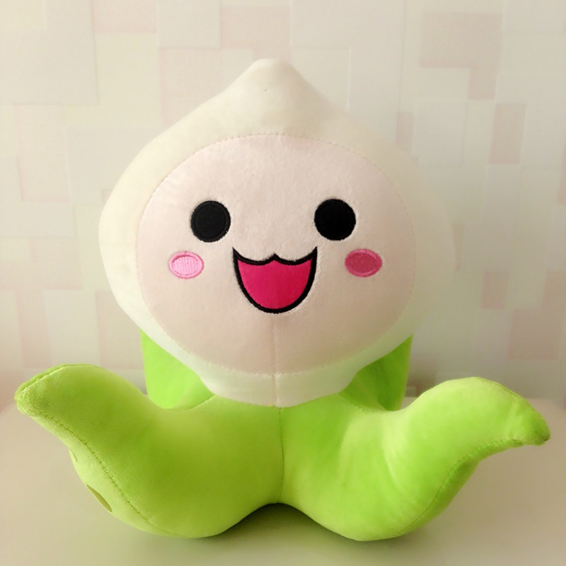 2019 Game Overwatches Plush Toys Soff OW Pachimari Cosplay Onion Octopus Stuffed Plush Doll Toy for Gift 20/30cm