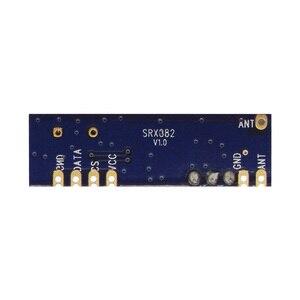 Image 5 - Комплект беспроводного модуля 5 компл./лот 315 мгц 433 мгц 100 м (передатчик ASK STX882 + приемник ASK SRX882)+ пружинные антенны