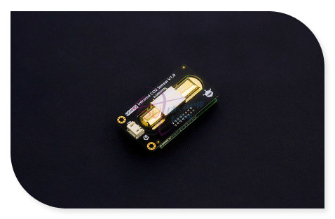 DFRobot Gravity Series high-precision Analog Infrared CO2 Sensor, 4.5~5.5V DC DAC output 0~5000ppm Waterproof compatible Arduino new lp2k series contactor lp2k06015 lp2k06015md lp2 k06015md 220v dc