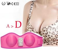 Sexy Enlarge Relax Massage Bra&Breast Enhancer Massager Magic Massage Breast Health Machine One Size drop Shipping