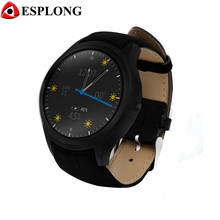 Original NO.1 D5 Plus Smart Watch Android 5.1 MTK6580 1G 8G Bluetooth Smartwatch Support 3G Wifi GPS Watch Phone For Android iOS