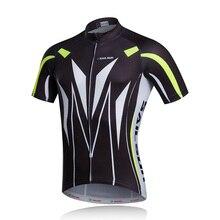 Hot SAIL SUN Men Cycling Jersey Top Skull Black Team Bike Clothing  Pro MTB Ropa Ciclismo Summer Cycling Wear Bicycle Shirts
