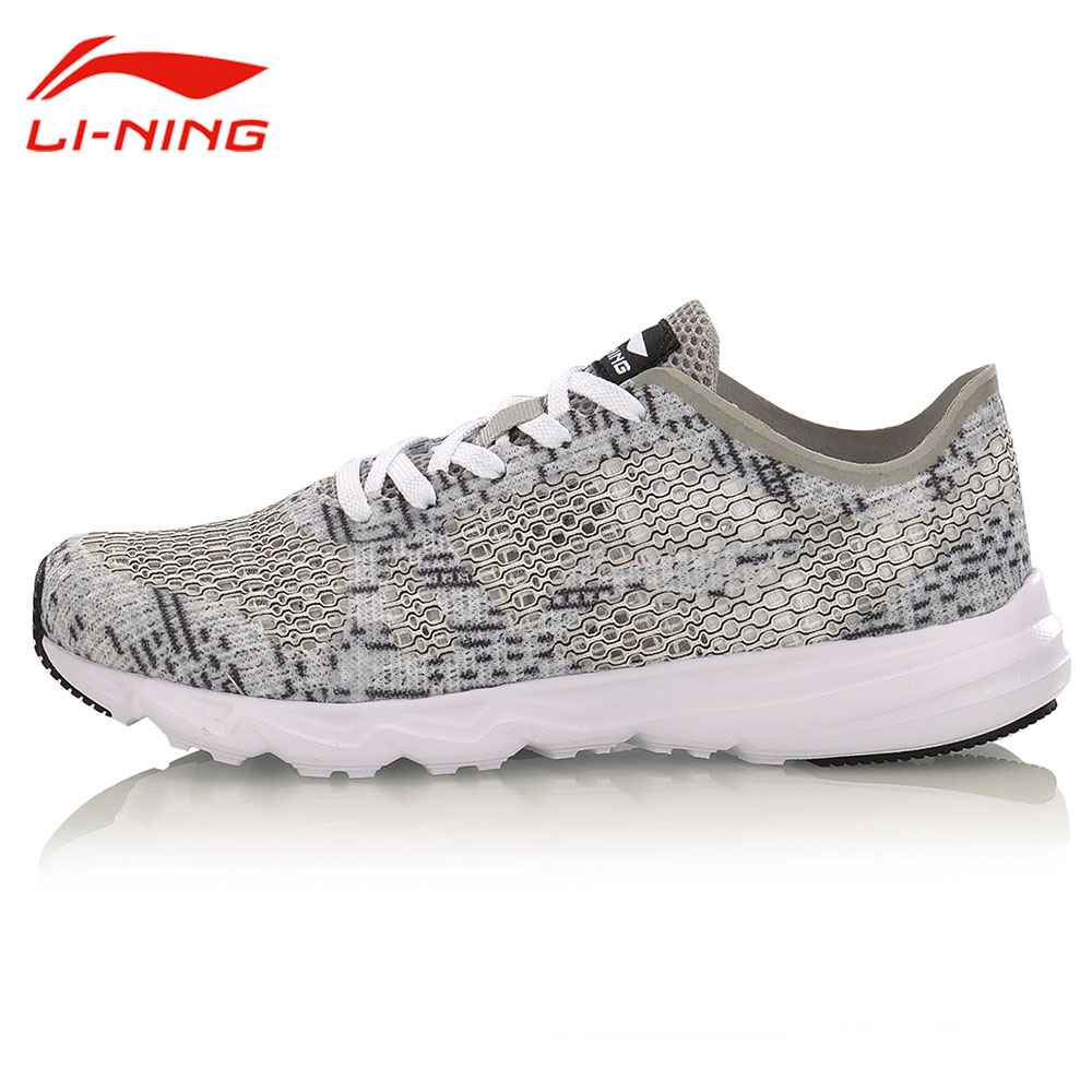 Li-Ning Women's Summer Mesh Breathable Light Running Shoes LINING Cushion Running Sneakers Beloved Series Sports Shoes ARBM018 original li ning men professional basketball shoes