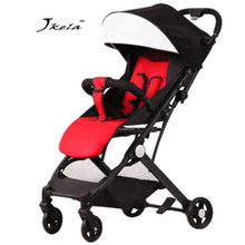 NEW Multifunctional Baby Stroller 3 in 1 Plane Lightweight Portable High Landscape Folding Carriage suitable 4 seasons demand voondo baby stroller can sit cart 2 in 1 and 3in1reclining lightweight folding children high landscape child baby stroller bb