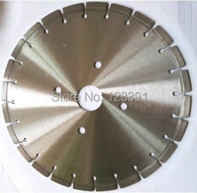 ФОТО Promotion sale of diamond saw blade 400*50/30/25.4*12mm silver welded for concrete road&prefabricated slab firebrick cutting