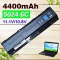 Pa5023u-1brs pa5024u-1brs 4400 mah bateria para toshiba satellite s840d s845 s850 s855 s850d s855d s870d s870 s875 s875d