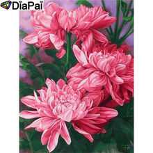DIAPAI 100% Full Square/Round Drill 5D DIY Diamond Painting Flower landscape Diamond Embroidery Cross Stitch 3D Decor A20972 diapai 100% full square round drill 5d diy diamond painting flower landscape diamond embroidery cross stitch 3d decor a21095