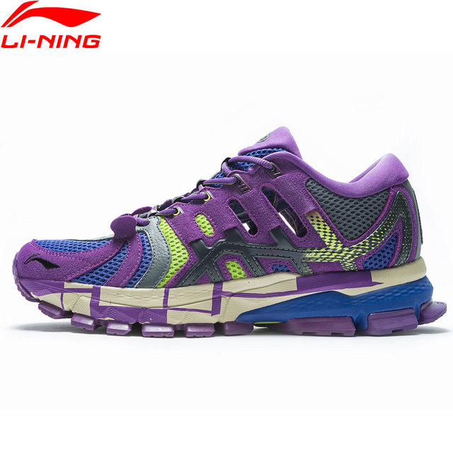 Li-Ning Women PFW FURIOUS RIDER ACE Professional Stability Running Shoes Support LiNing Sport Shoes Sneakers ARZN004 XYP803