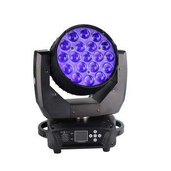 Besten preis schnelle bewegung led moving waschen zoom licht für nachtclub
