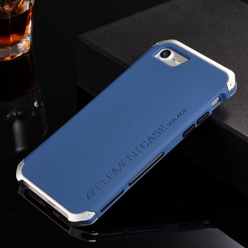 Luxury Element Phone Bag Cases for iPhone 7/iPhone 7 Plus with Designer's Aluminium and PC Case Element For iPhone 7/7 Plus Case