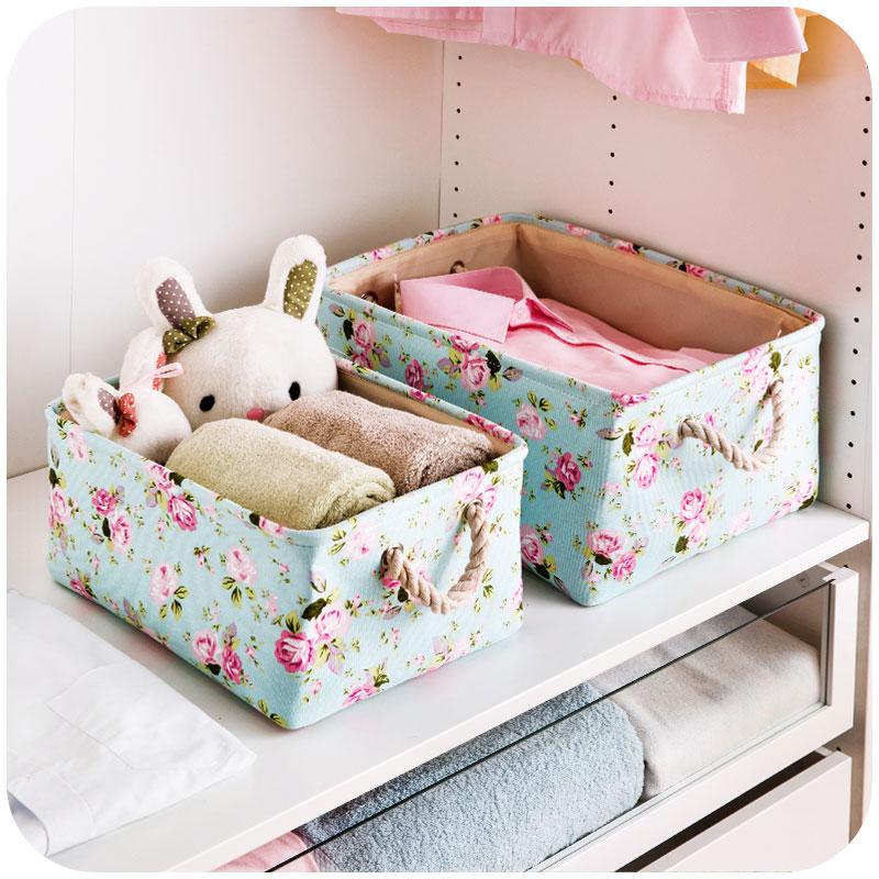 Kutia e ruajtjes së rrobave të leckave për larjen e ujit të - Magazinimi dhe organizimi në shtëpi - Foto 4