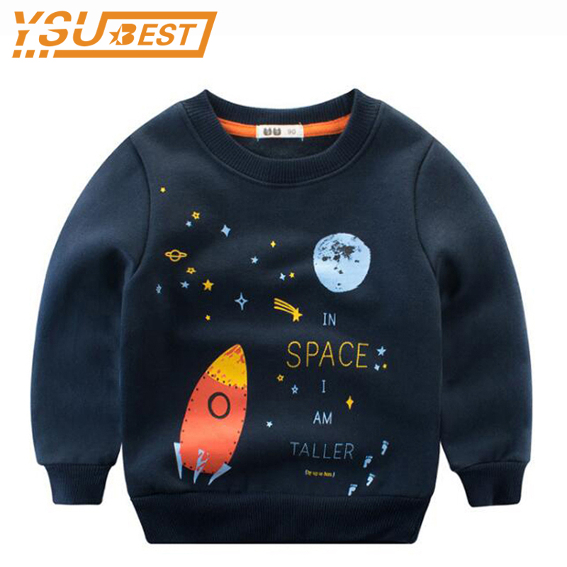 New 2018 Spring Boys Girl Outwear Children Long Sleeve Hoodies 1-8yrs Baby Boys Hoodies & Sweatshirt Boys Clothes Girls Clothes hoodies