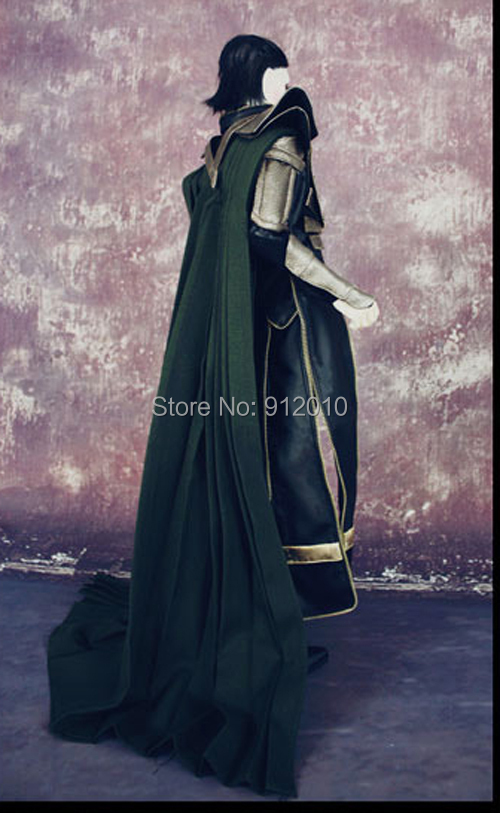 AVENGERS Thor LOKI COS Outfit Suit (9pcs) for BJD Doll SD10 SD13 SD17 IP SID IP EID SOOM Doll Clothes LF30 cos mxj0144e