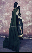 AVENGERS Thor LOKI COS Outfit Suit (9pcs) for BJD Doll SD10 SD13 SD17 IP SID IP EID SOOM Doll Clothes LF30
