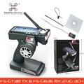 Flysky FS FS GT3B GT3B 2.4G 3CH Gun RC Sistema Transmissor com Receptor Para RC Car Barco com Tela LED GR3E YEAHDRONE