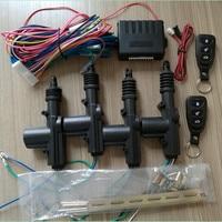 Neue Auto Styling 2 Master 2 Universal Auto Zentralverriegelung Kit Alarm Sicherheitssystem für Autotür Entsperren Ohne Fernbedienung Control