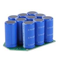 92 48 70 31 49 62 Mm Super Capacitor Module 27V 10F Capacitor Capacitor Capacitor Capacitor
