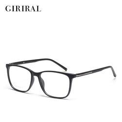 c9df195fe9 TR90 men eyewear frames retro optical clear designer brand myopia Eyeglasses  frame  YX0287
