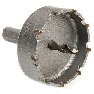 13 шт. 16-53 мм Сердцевидное сверло, дырокол, резак для металла, для резки, используется для металлического отверстия из нержавеющей стали, железа, алюминиевого сплава, ручной инструмент