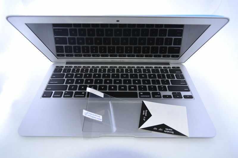 Аксессуары для ноутбука Клавиатура Тачпад прозрачная пленка защитная наклейка для Apple Mac Macbook Air 11 12 Pro retina 13 15 скины