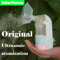 Original Home Medical Ultrasonic Atomizer Nebulizer Inhaler Air Humidifier Treatment of Children and Adult Respiratory Diseases