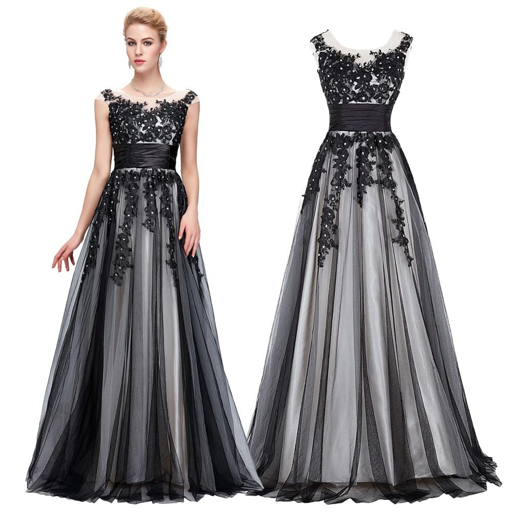 Elegant Lace Appliques Mother of the Bride Dress 9