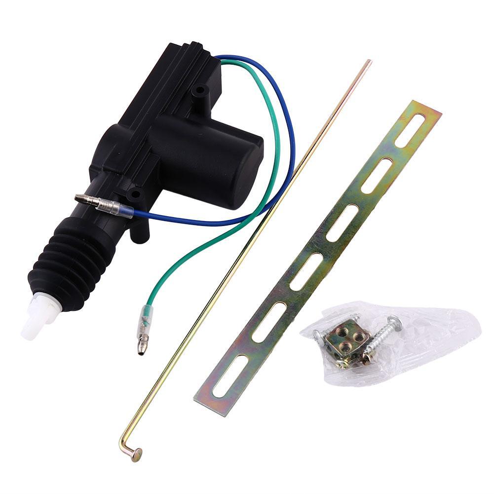 Oem 2 wire central locks locking 12v dc motor auto solenoid actuator car safety car alarm