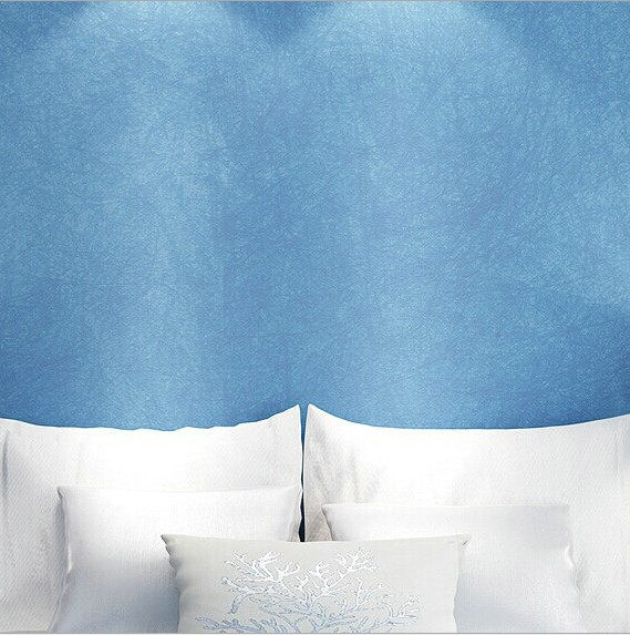 nieuwe mode zijden vliesbehang moderne pastel pure kleur woonkamer tv instelling muur hotel slaapkamer huis installeert behang in nieuwe mode zijden