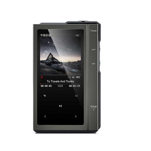 Professional Dual-Core HIFI Music Player Patriot Moonlight z6 Hard DSD Lossless M3 8G 2.4″ Display Soft Solution 384khz/64bit