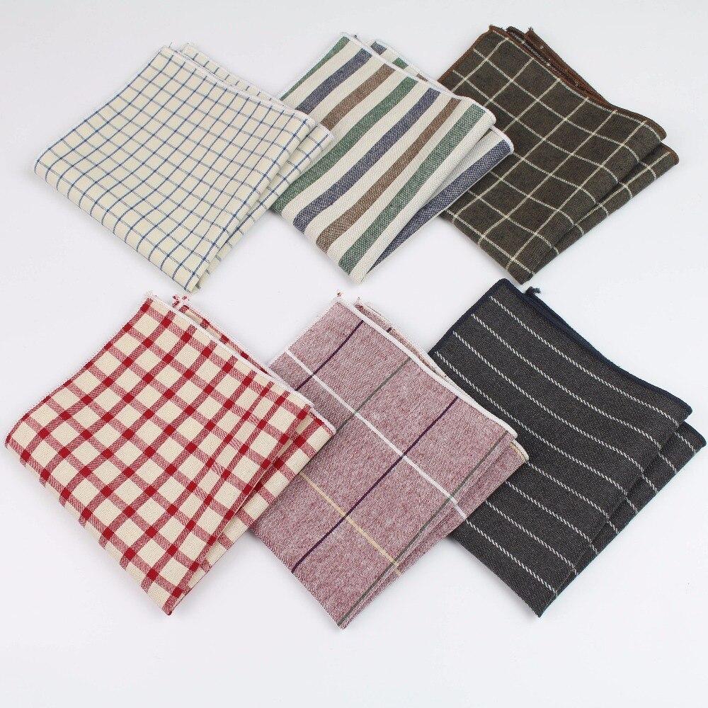 Men Suits Cotton Sunny Handkerchiefs Printing Colorful Pocket Square Hankies Business Casual Square Pockets Hanky 24*24cm