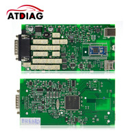 2018 Best Quality TCS Cdp Single Green PCB Board CDP PRO 2014 2 Software With Keygen