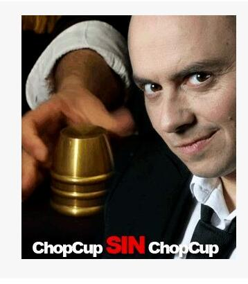 2016 Chop <font><b>Cup</b></font> Sin Chop <font><b>Cup</b></font> by Jaque Magic tricks